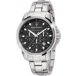 Reloj Maserati Hombre Successo R8873621001 Cronógrafo Quartz