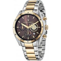 Reloj Maserati Hombre Sorpasso R8873624001 Cronógrafo Quartz