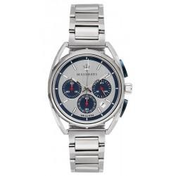 Comprar Reloj Maserati Hombre Ricordo R8873632001 Cronógrafo Quartz