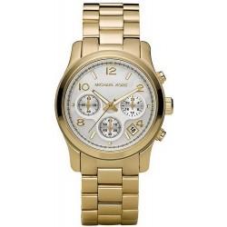 Reloj Mujer Michael Kors Runway MK5305 Cronógrafo Madreperla