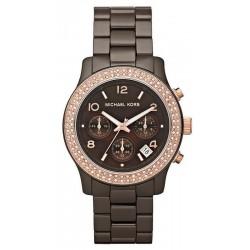 Reloj Mujer Michael Kors Runway MK5517 Cronógrafo