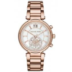 Reloj Mujer Michael Kors Sawyer MK6282 Cronógrafo