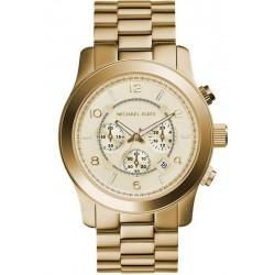 Reloj Hombre Michael Kors Runway MK8077 Cronógrafo