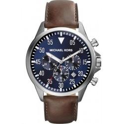 Comprar Reloj Hombre Michael Kors Gage MK8362 Cronógrafo