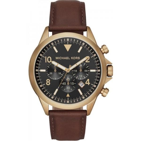 Comprar Reloj Hombre Michael Kors Gage MK8785 Cronógrafo