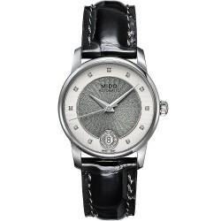 Comprar Reloj Mujer Mido Baroncelli II M0072071603601 Diamantes Automático