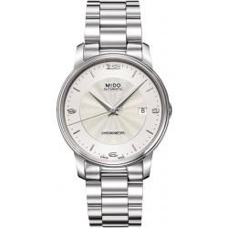 Comprar Reloj Hombre Mido Baroncelli III COSC Chronometer Automatic M0104081103700