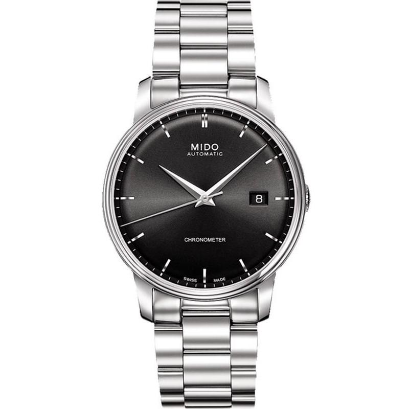 de8cc49d7aa9 Reloj Hombre Mido Baroncelli III COSC Chronometer Automatic M0104081105100