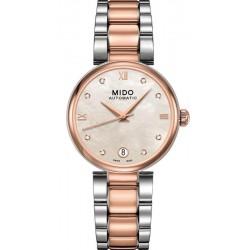 Comprar Reloj Mujer Mido Baroncelli II M0222072211610 Diamantes Automático