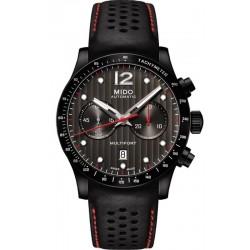 Reloj Hombre Mido Multifort Automatic Chronograph M0256273606100