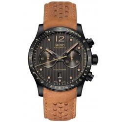 52e0519b0fc4 Reloj Hombre Mido Multifort Adventure Chronograph Automatic M0256273606110