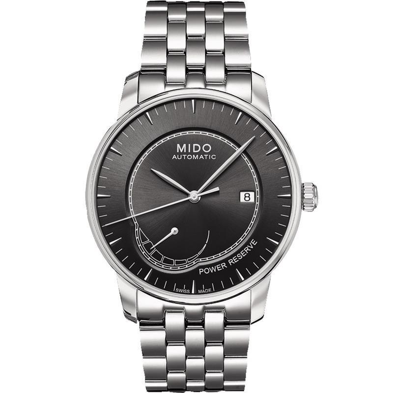 a053f6ad8622 Reloj Hombre Mido Baroncelli II Power Reserve Automatic M86054131 ...