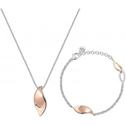 Comprar Collar + Pulsera Mujer Morellato Foglia SAKH47