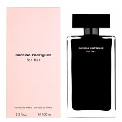 Perfume Mujer Narciso Rodriguez For Her Eau de Toilette EDT 100 ml