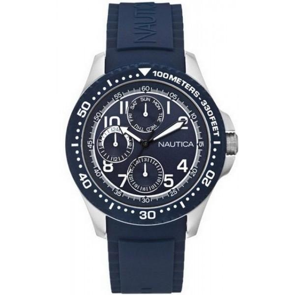 Comprar Reloj Hombre Nautica NSR 200 A13686G Multifunción