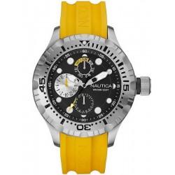Comprar Reloj Hombre Nautica BFD 100 A15107G Multifunción