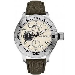 Comprar Reloj Hombre Nautica BFD 100 A15108G Multifunción