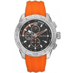Reloj Hombre Nautica NST 101 A18723G Cronógrafo