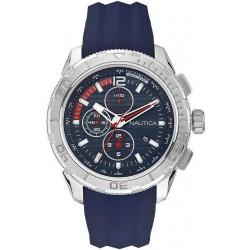 Reloj Hombre Nautica NST 101 A18724G Cronógrafo