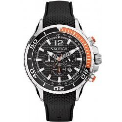 Reloj Hombre Nautica NST 02 A21017G Cronógrafo