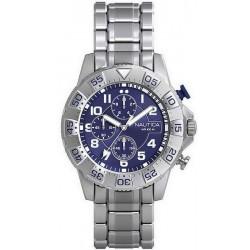 Reloj Hombre Nautica NSR 104 NAD16003G Cronógrafo