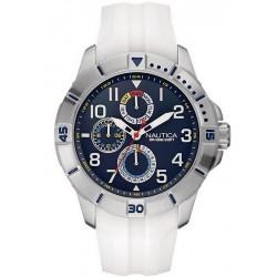 Reloj Hombre Nautica NSR 300 NAI12514G Multifunción
