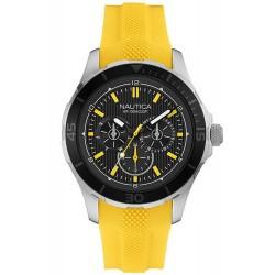 Reloj Hombre Nautica NST 10 NAI13520G Multifunción