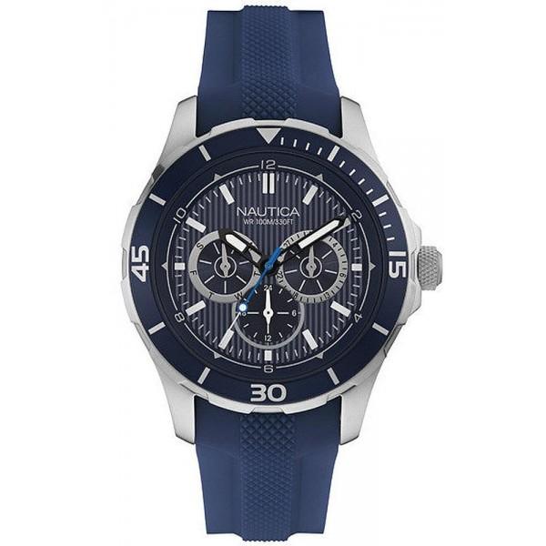Comprar Reloj Hombre Nautica NST 10 NAI13522G Multifunción