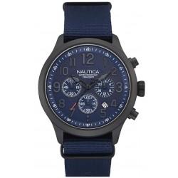 Reloj Hombre Nautica NCC 01 NAI16513G Cronógrafo
