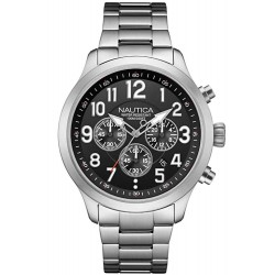 Reloj Hombre Nautica NCC 01 NAI16515G Cronógrafo