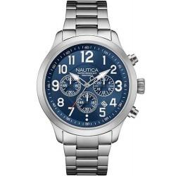 Reloj Hombre Nautica NCC 01 NAI16516G Cronógrafo