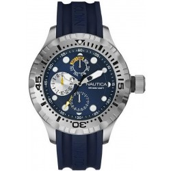 Comprar Reloj Hombre Nautica BFD 100 Box Set NAI17512G Multifunción