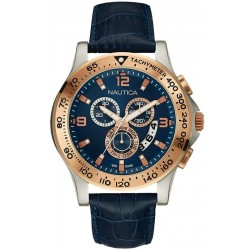 Reloj Hombre Nautica NST 600 NAI19502G Cronógrafo