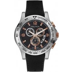 Reloj Hombre Nautica NST 600 NAI19504G Cronógrafo