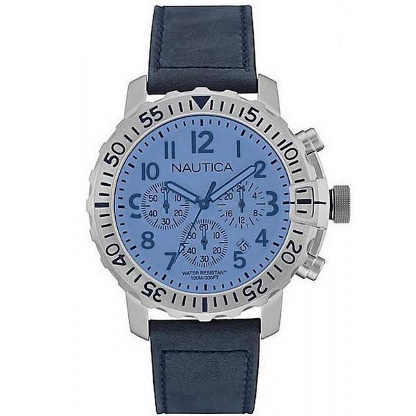 Comprar Reloj Hombre Nautica NMS 01 USS NAI19534G Cronógrafo