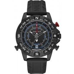 Reloj Hombre Nautica NSR 103 Tide Temp Compass NAI21001G