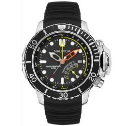 Reloj Hombre Nautica NMX Diver NAI47500G Multifunción