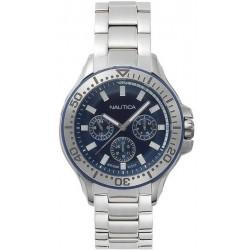 Comprar Reloj Hombre Nautica Auckland NAPAUC001BR Multifunción