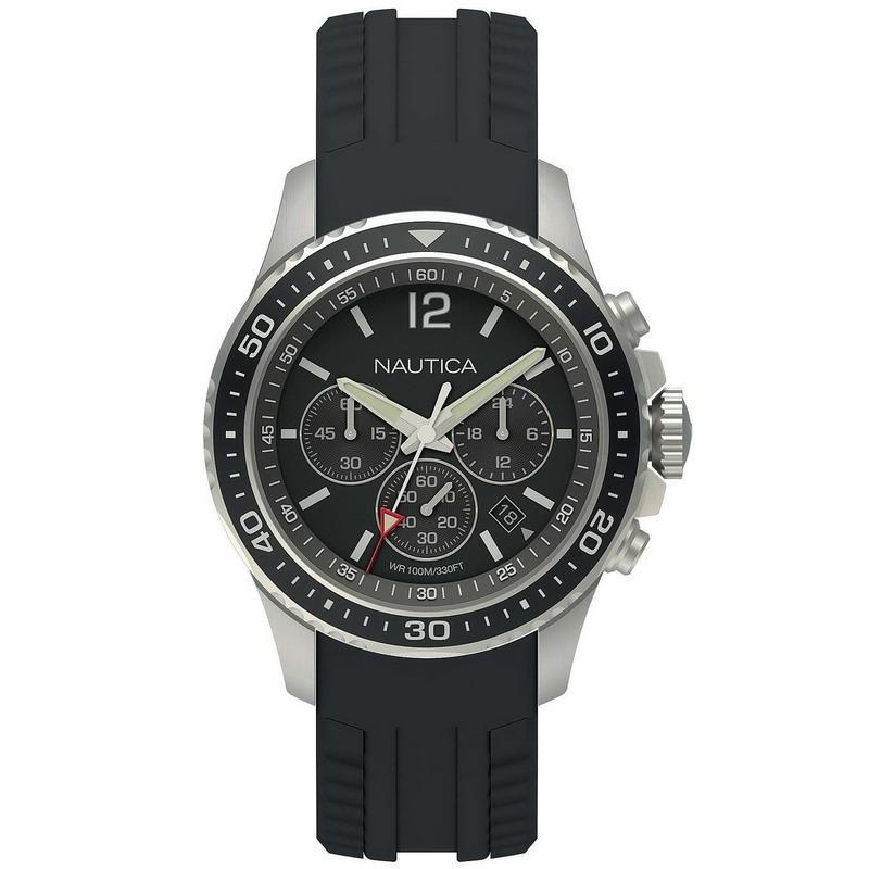 c52d6f0c795 Reloj Hombre Nautica Freeboard NAPFRB010 Cronógrafo - Crivelli Shopping