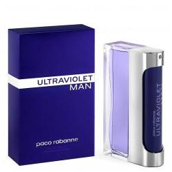 Perfume Hombre Paco Rabanne Ultraviolet Man Eau de Toilette EDT 100 ml