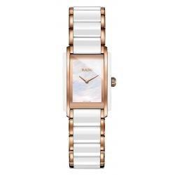 Reloj Rado Mujer Integral S Quartz R20844902 Cerámica Madreperla
