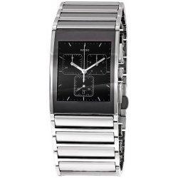 Comprar Reloj Rado Hombre Integral Quartz Chronograph R20849159 Cerámica