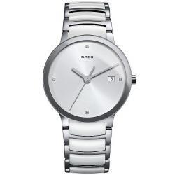 Comprar Reloj Rado Hombre Centrix Diamonds L Quartz R30927722 Cerámica Diamantes