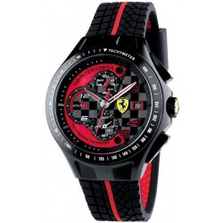 Comprar Reloj Hombre Scuderia Ferrari Race Day Chrono 0830077