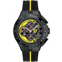 Comprar Reloj Hombre Scuderia Ferrari Race Day Chrono 0830078