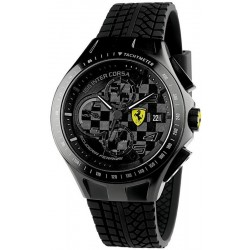 Comprar Reloj Hombre Scuderia Ferrari Race Day Chrono 0830105