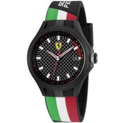 Comprar Reloj Hombre Scuderia Ferrari Pit Crew 0830131