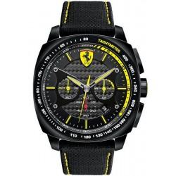 Comprar Reloj Hombre Scuderia Ferrari Aero Evo Chrono 0830165
