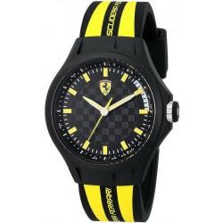 Comprar Reloj Hombre Scuderia Ferrari Pit Crew 0830171
