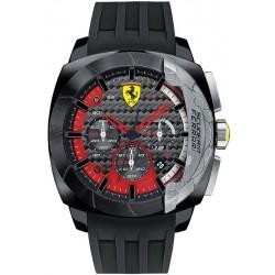 Comprar Reloj Hombre Scuderia Ferrari Aerodinamico Chrono 0830205